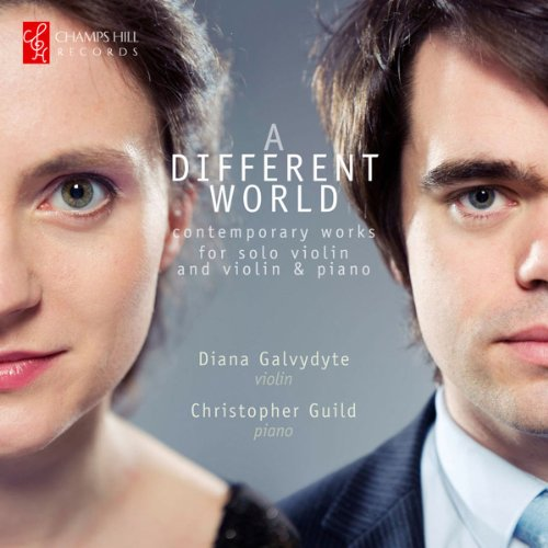 Christopher Guild - A Different World