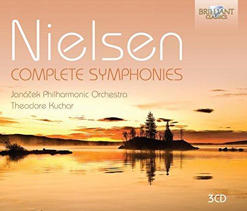 Janácek PO - Nielsen: Complete Symphonies By Janacek PO