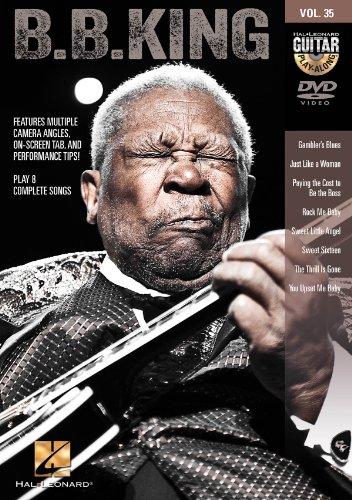 Guitar Play-Along Dvd Volume 35: B.B. King