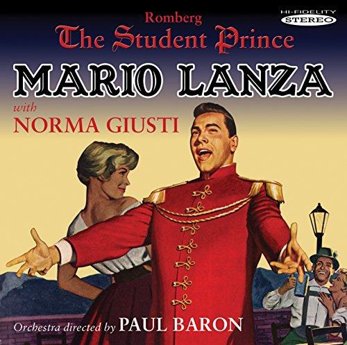 Norma Giusti - The Student Prince By Norma Giusti