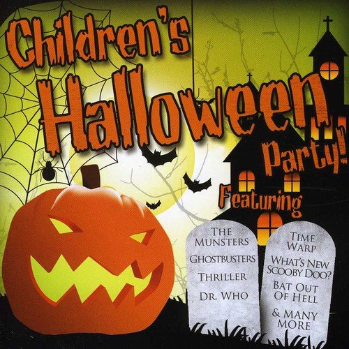 Children's Halloween Party By Various Artists
