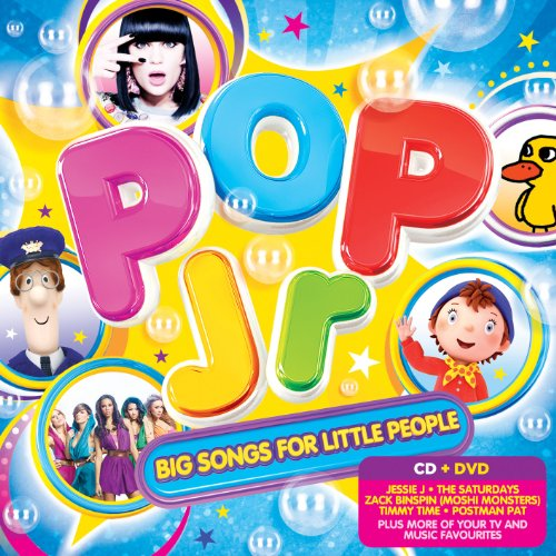 Pop Jr: Big Songs for Little People By Various Artists