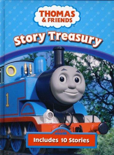 Tte Thomas the Tank Engine Padded Story Treasury