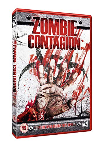 Zombie-Contagion-DVD-CD-GMVG-FREE-Shipping