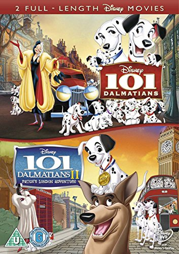 101 Dalmatians / 101 Dalmatians II: Patch's London Adventure