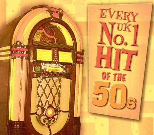 Various - Every UK No. 1 Hit of the 50s (4CD) By Various