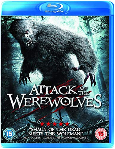 Attack of the Werewolves (Blu Ray)