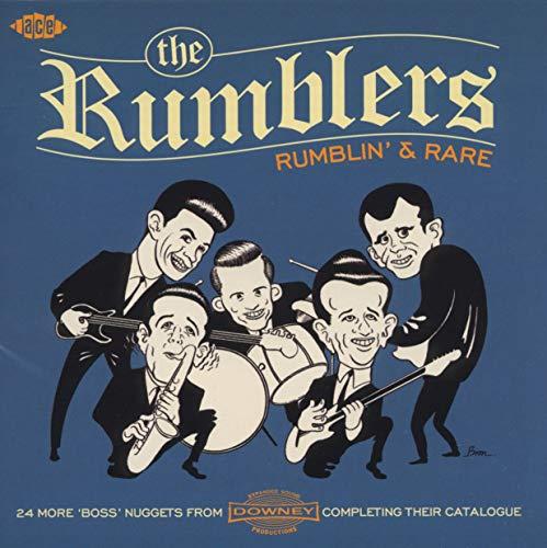 Rumblers - Rumblin & Rare By Rumblers