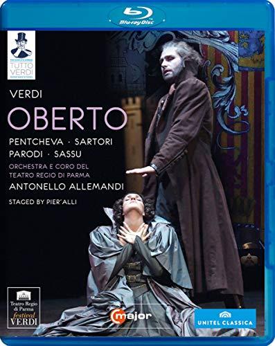 Verdi: Oberto (Alli 2007) (Pentcheva/ Bertagni/ Sartori/ Battaglia/ Orchestra e Coro del Teatro Regi