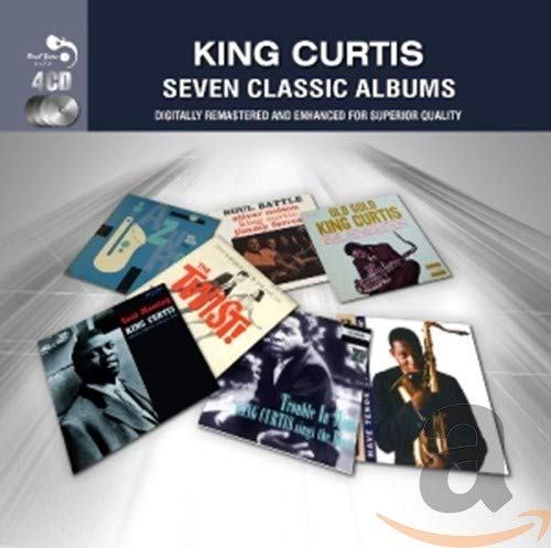 King Curtis - Seven Classic Albums  King Curtis By King Curtis