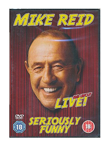 Mike Reid - Seriously Funny------AND UNCUT LIVE!!!
