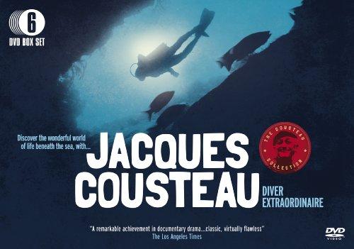 Jacques Cousteau: Diver Extraordinare