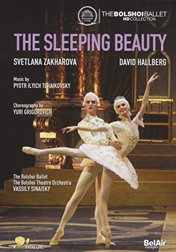 Tchaikovsky: The Sleeping Beauty (Bolshoi Theatre: Svetlana Zakharova, David Hallberg, Maria Allash)