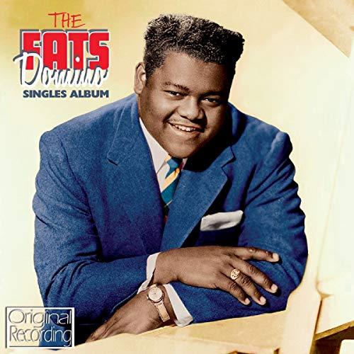 Fats Domino - Fats Domino Singles Album,The By Fats Domino