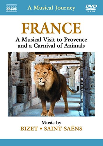 A Musical Journey - France (Paris/ Versailles) (Stefan Vladar/ Jen Jandó/ Capella Istropolitana/ Bar