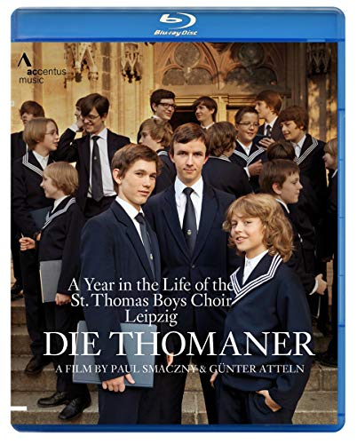 J.S. Bach: Die Thomaner (A Year In The Life) (St. Thomas Boys Choir Leipzig) (Accentus: ACC10212) [B