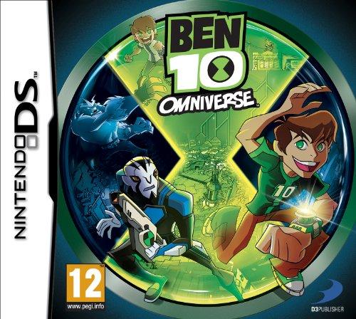 Ben 10 Omniverse (Nintendo DS)