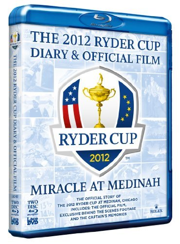 Ryder Cup 2012 Diary and Official Film (39th)