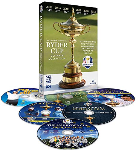 Ryder Cup Official Ultimate Collection 2002-2012