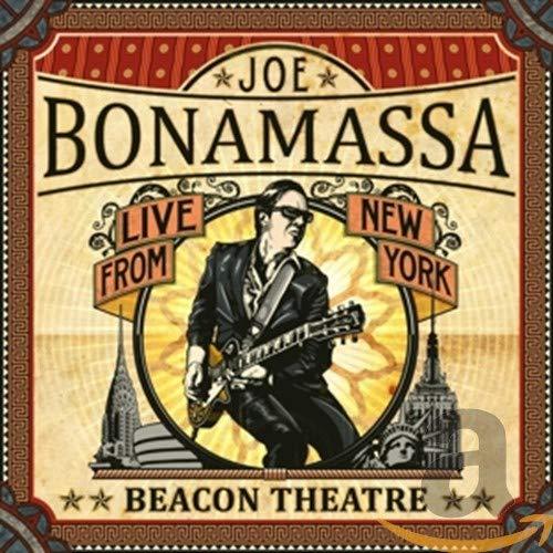 Joe Bonamassa - Beacon Theatre: Live From New York By Joe Bonamassa