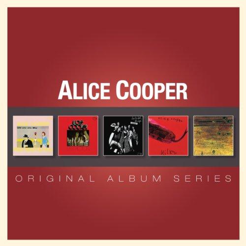 Alice Cooper - Original Album Series (5 Pack) By Alice Cooper