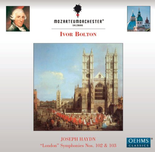 Mozarteum Orchestra Salzburg - Symphonies No. 102 (9th London Symphony) & No. 103