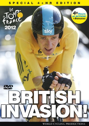 Tour de France 2012: British Invasion - featuring Bradley Wiggins (Extended Highlights)