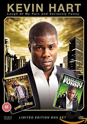Kevin Hart: Laugh at My Pain/Seriously Funny