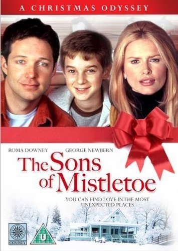The-Sons-of-Mistletoe-DVD-CD-02VG-FREE-Shipping