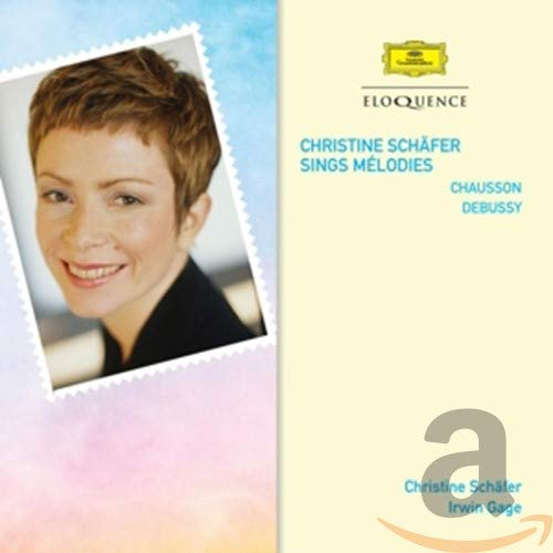 Christine Schaefer/Irwin Gage - Christine Schaefer Sings French Melodie By Christine Schaefer/Irwin Gage