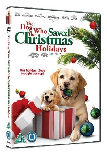 The Dog Who Saved Christmas.The Dog Who Saved The Christmas Holidays
