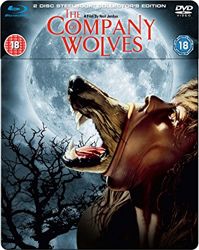 The Company of Wolves Steelbook (Blu-ray + DVD)