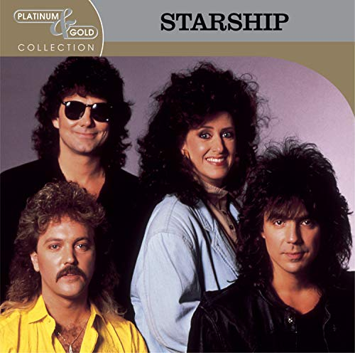 Starship - Platinum and Gold Collection By Starship