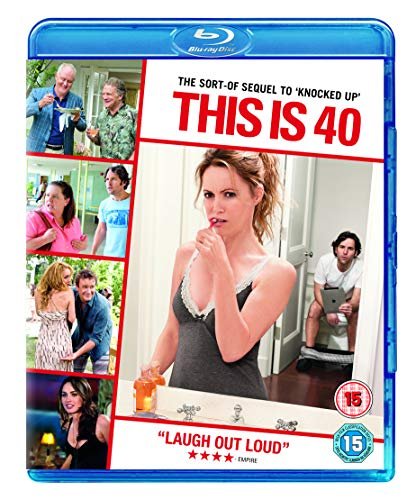 This Is 40 (Blu-ray + UV Copy)