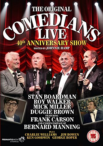 The Comedians Live - 40th Anniversary Show