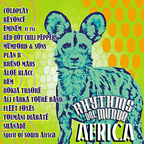 Various Artists - Rhythms Del Mundo Africa By Various Artists