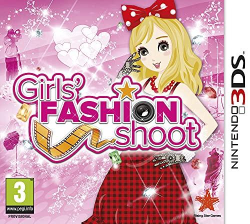 Girls' Fashion Shoot (Nintendo 3DS)