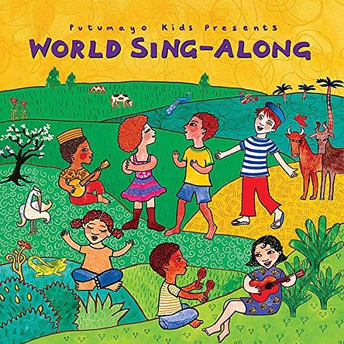 Putumayo Kids Presents - World Sing-A-Long By Putumayo Kids Presents