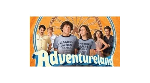 ADVENTURELAND BD HMV SPECIFIC