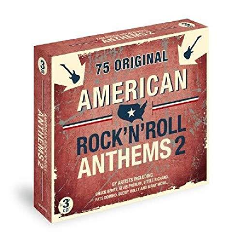 Various - American Rock N Roll Anthems 2