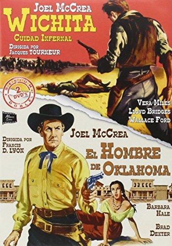 Wichita, Ciudad Infernal (1955) / El Hombre De Oklahoma (The Oklahoman) 1957 (2 Dvd) (Import)
