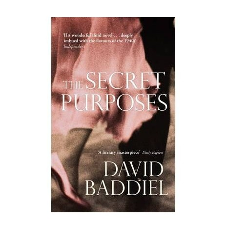 The Secret Purposes By David Baddiel