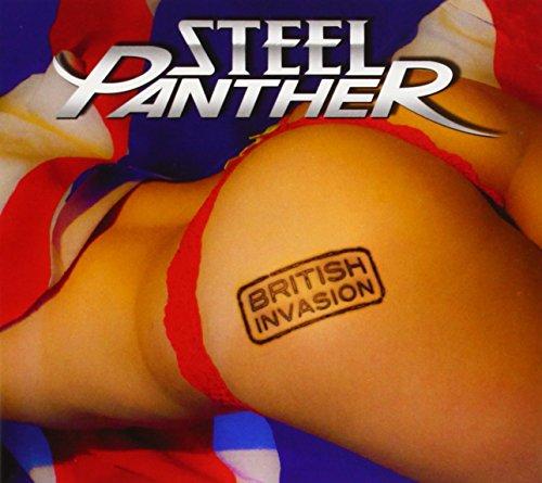 Steel Panther - British Invasion