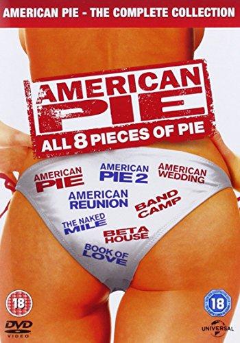 American Pie 1-8