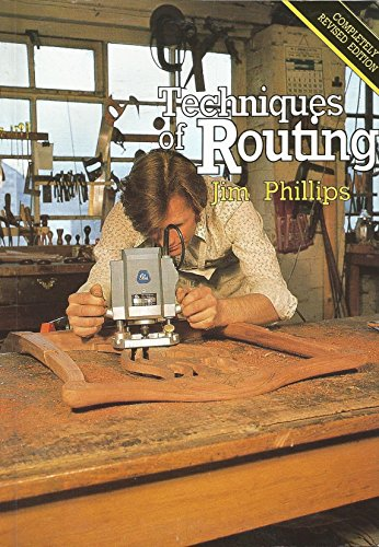 Techniques of Routing By Jim Phillips