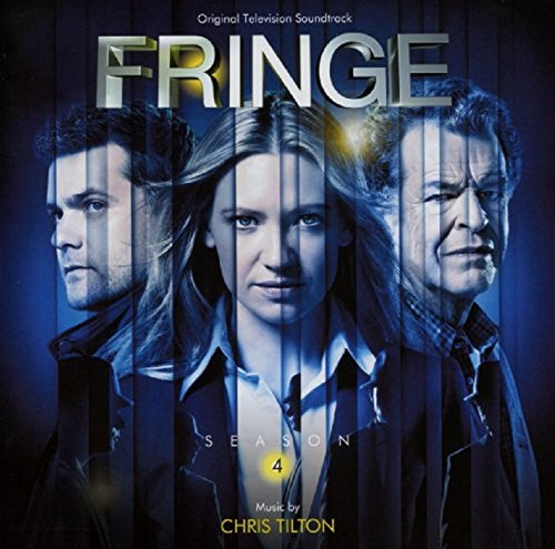Chris Tilton - Fringe: Season 4