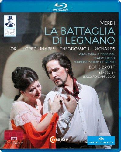 Verdi: La Battaglia Di Legnano (Triest 2012) (López Linares, Theodossiou, Richards, Ruggero Cappucci