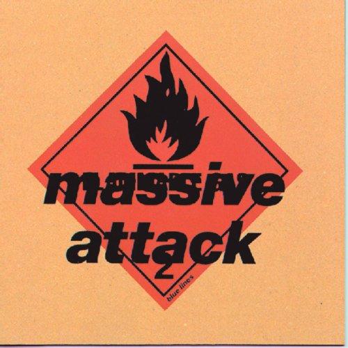 Massive Attack - Blue Lines By Massive Attack