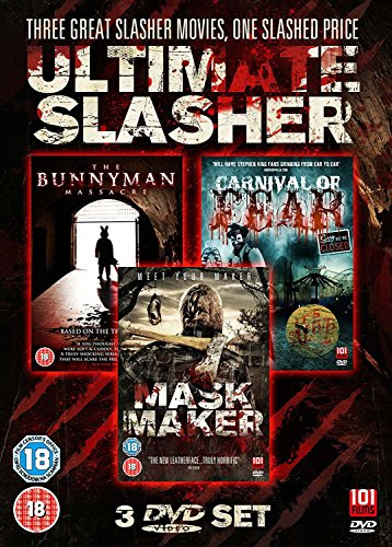 Ultimate Slasher Movie Triple Box Set
