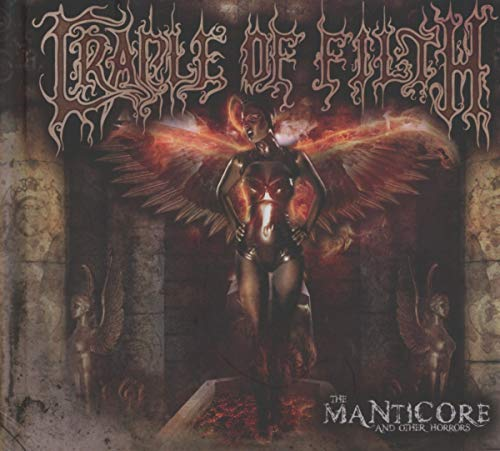 Cradle Of Filth - The Manticore And Other Horrors (Limited Edition) By Cradle Of Filth